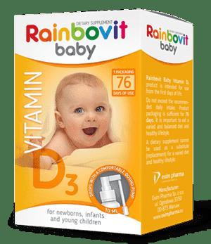 Rainbovit Vitamin D