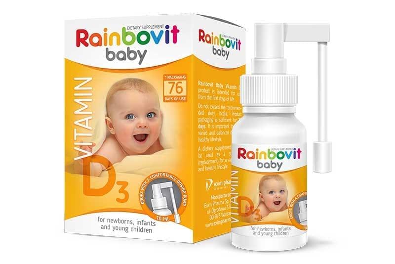 Rainbovit vitaminD