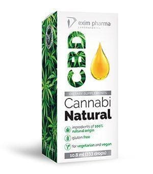 CBD Cannabi Natural Drops