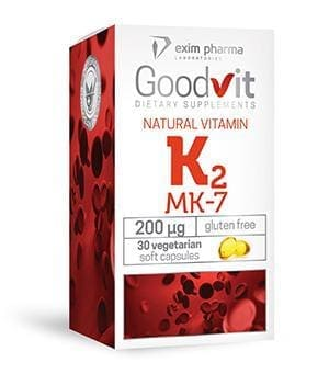 Goodvit Natural Vitamin K2 – caps