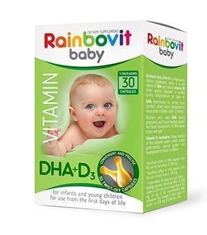Rainbovit DHA box